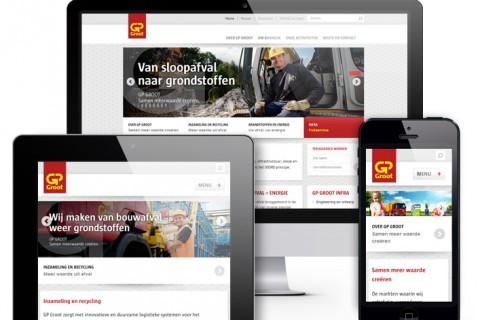 GP Groot (website)